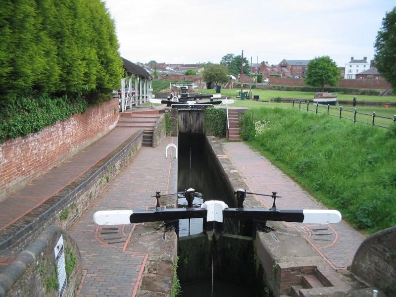 Stourport Locks