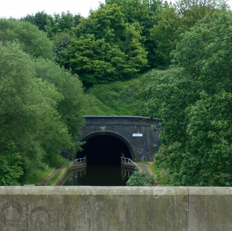 Netherton Tunnel Entrance
