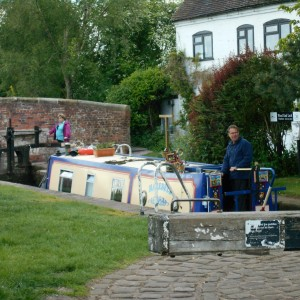 Wood End Lock