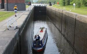 Harebell in Lemonroyd Lock